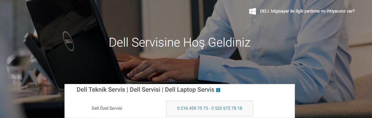 Dell Teknik Servis | Dell Servisi | Dell Laptop Servis