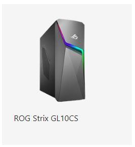 Tower PCs ROG Serisi özel servisi