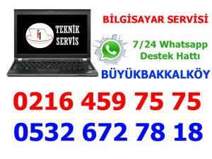 Büyükbakkalköy Bilgisayar Servisi