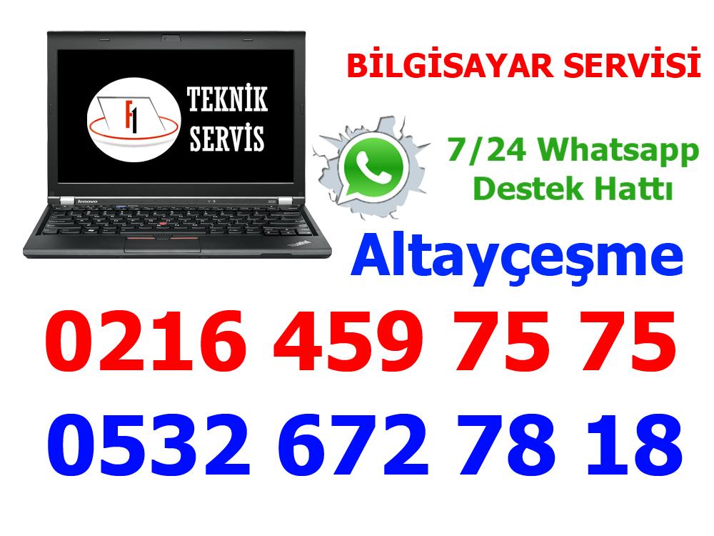 Maltepe Altayçeşme Bilgisayar Servisi