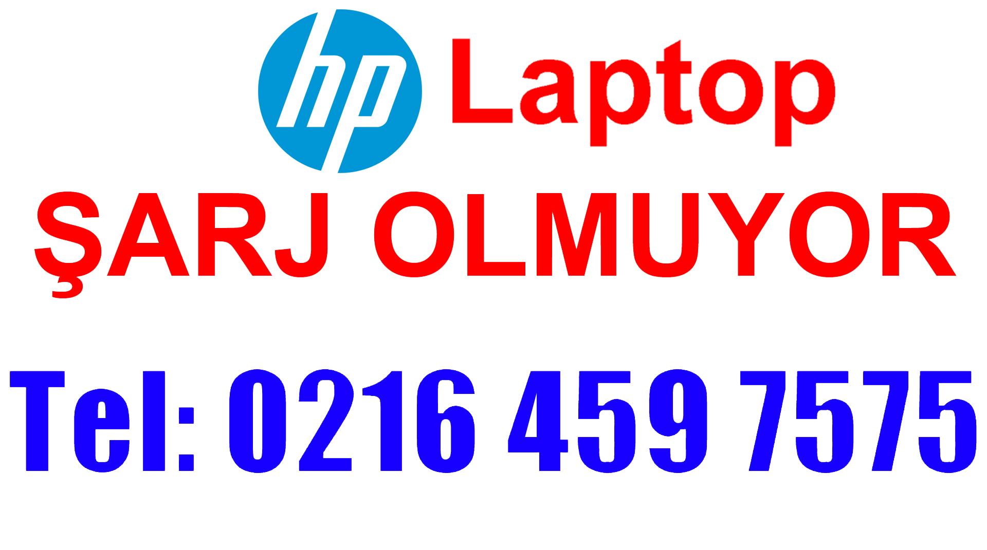 Hp Laptop Şarj Olmuyor Prize Takılı Dolmuyor