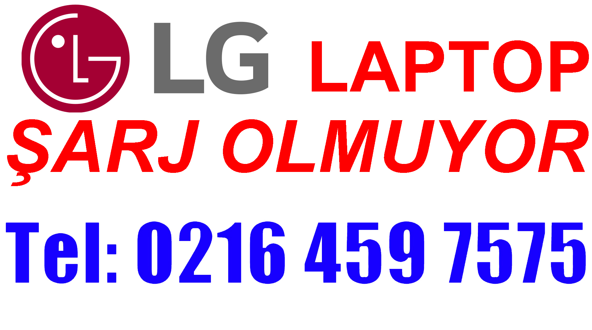 LG Laptop Açılmıyor