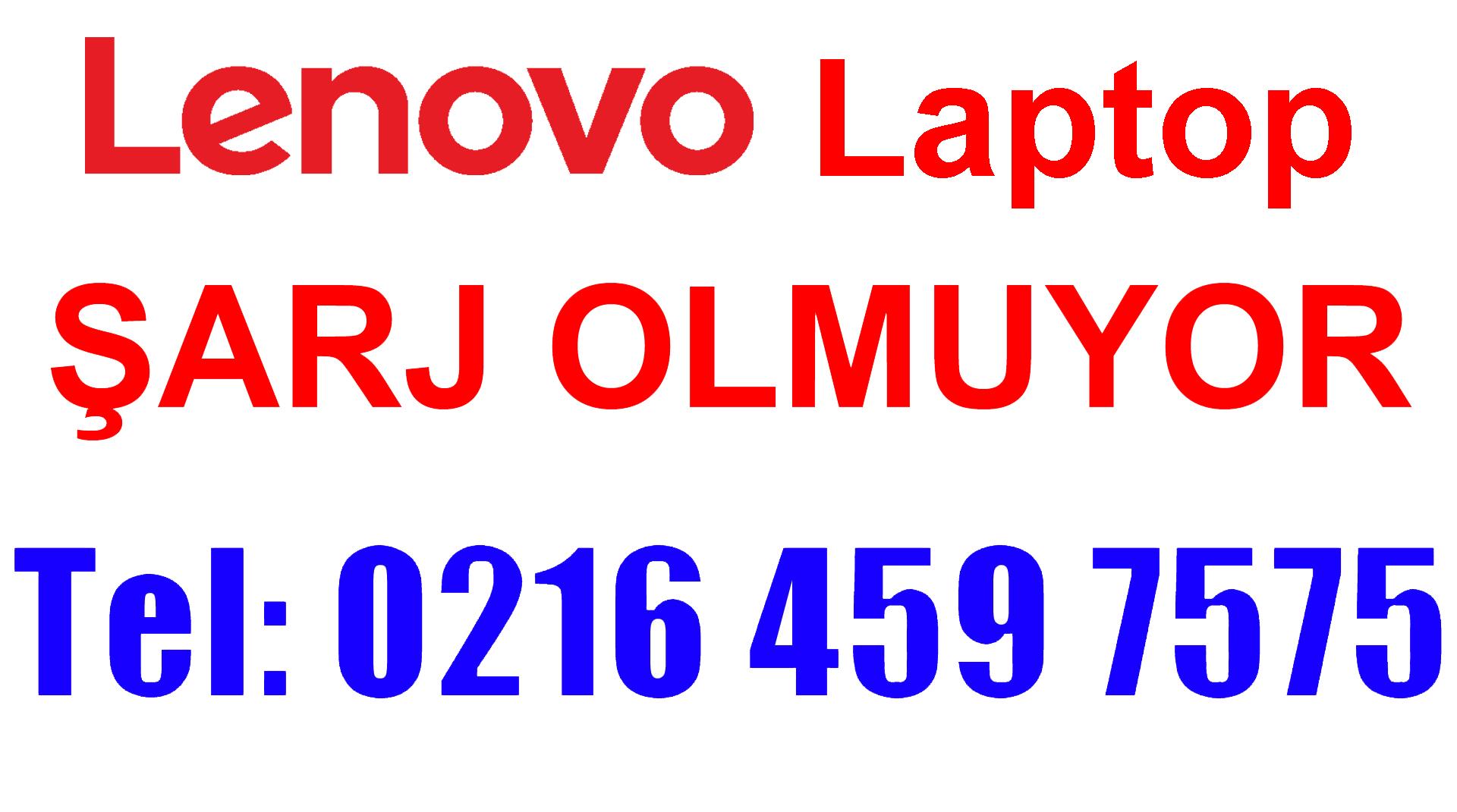 Lenovo Laptop Şarj Olmuyor !! Açılmıyor