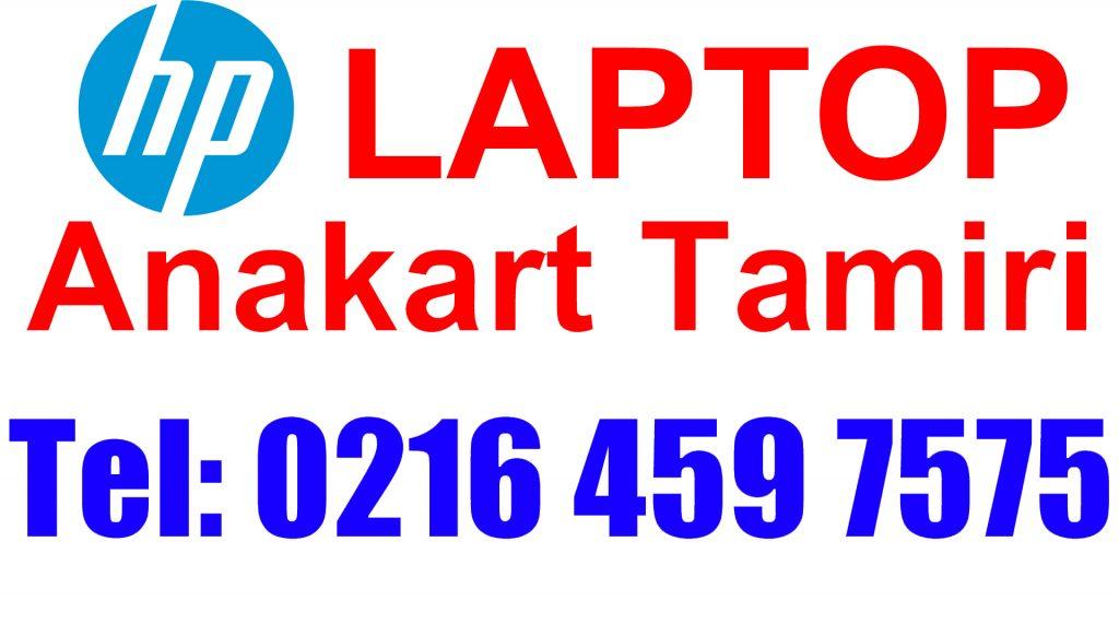 Hp Laptop Anakart Tamiri ve Değişimi