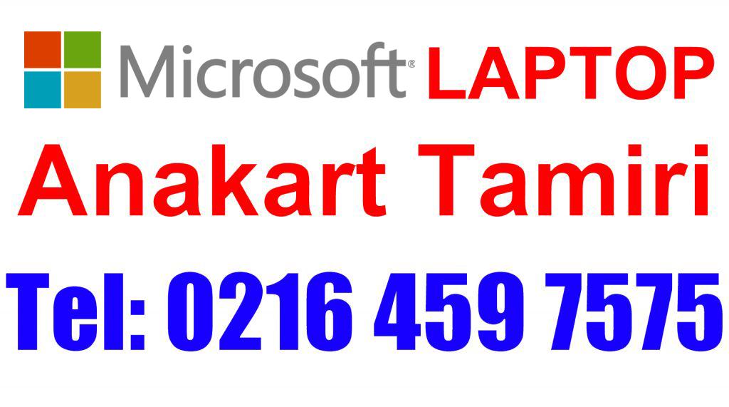 Microsoft Surface Anakart Tamiri