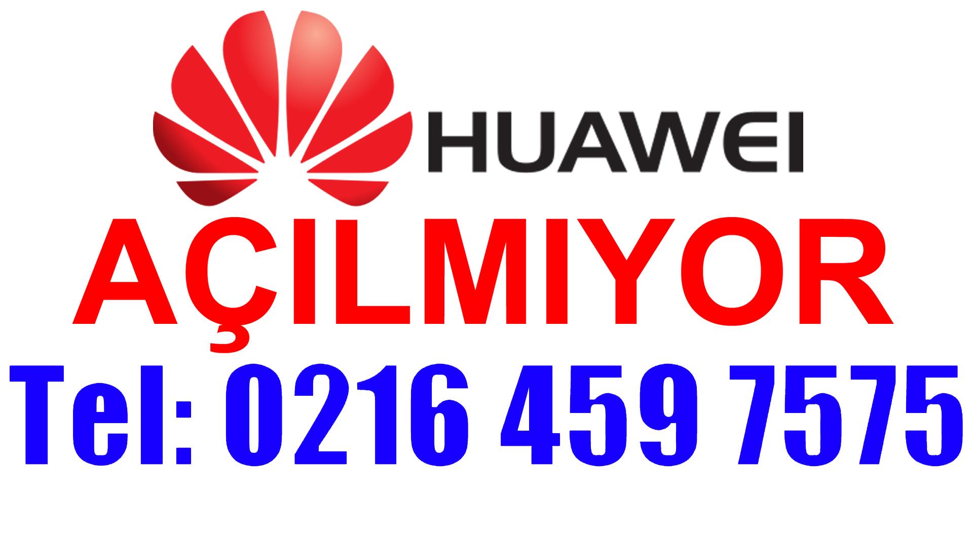Huawei Laptop Açılmıyor Tamir Servisi